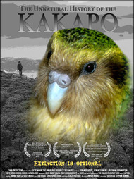 Cover of the book: DVD - The Unnatural History of the Kakapo