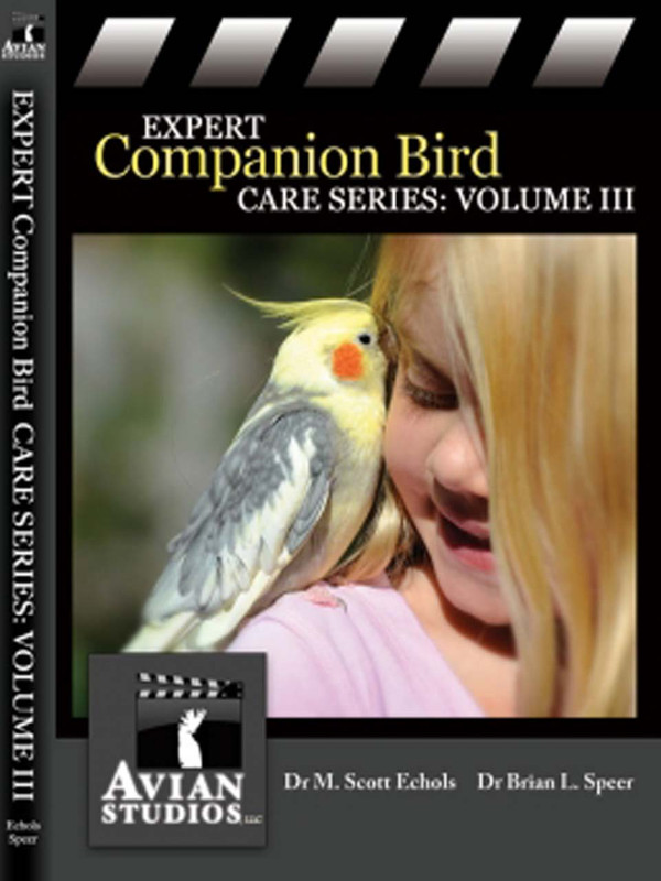 Cover of the book: DVD - Expert Companion Bird Care - Vol III