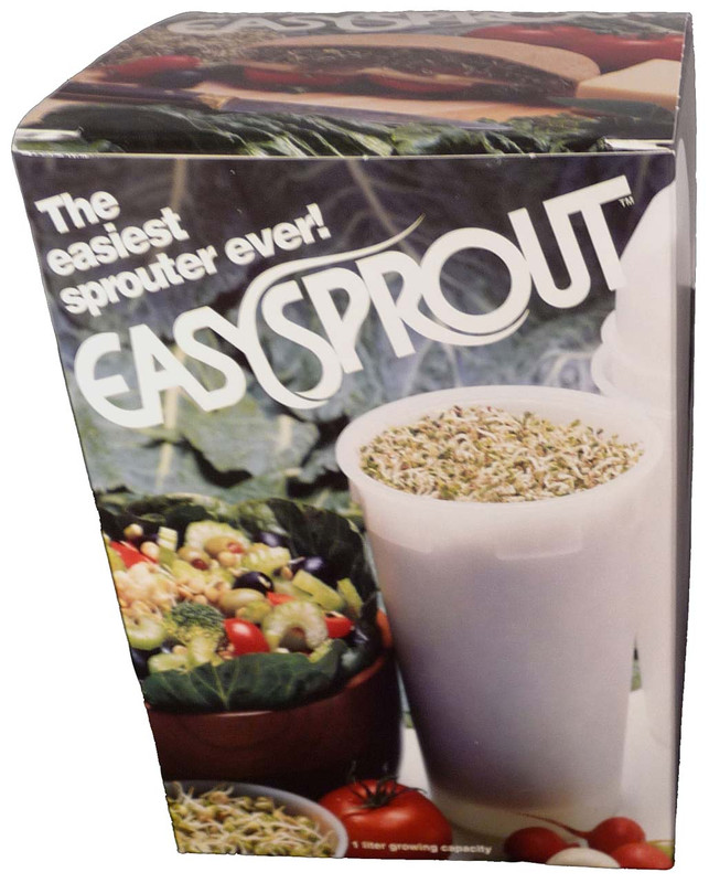 Easy Sprout Box