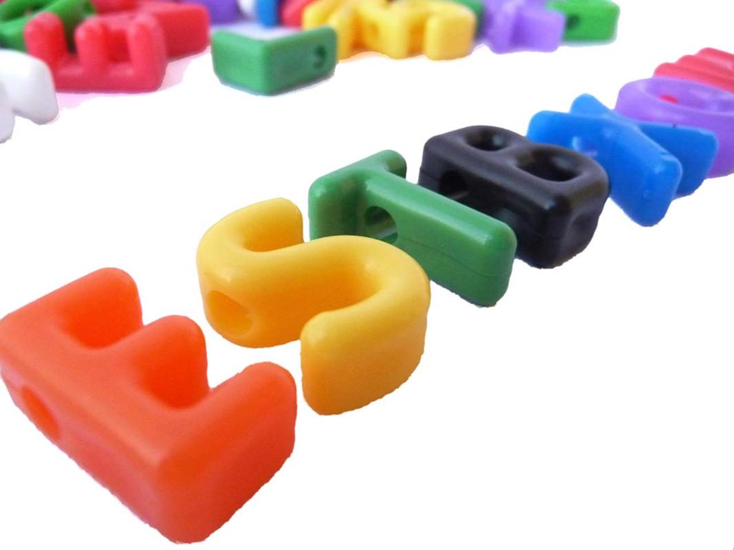 Alphabet Beads - Upper Case