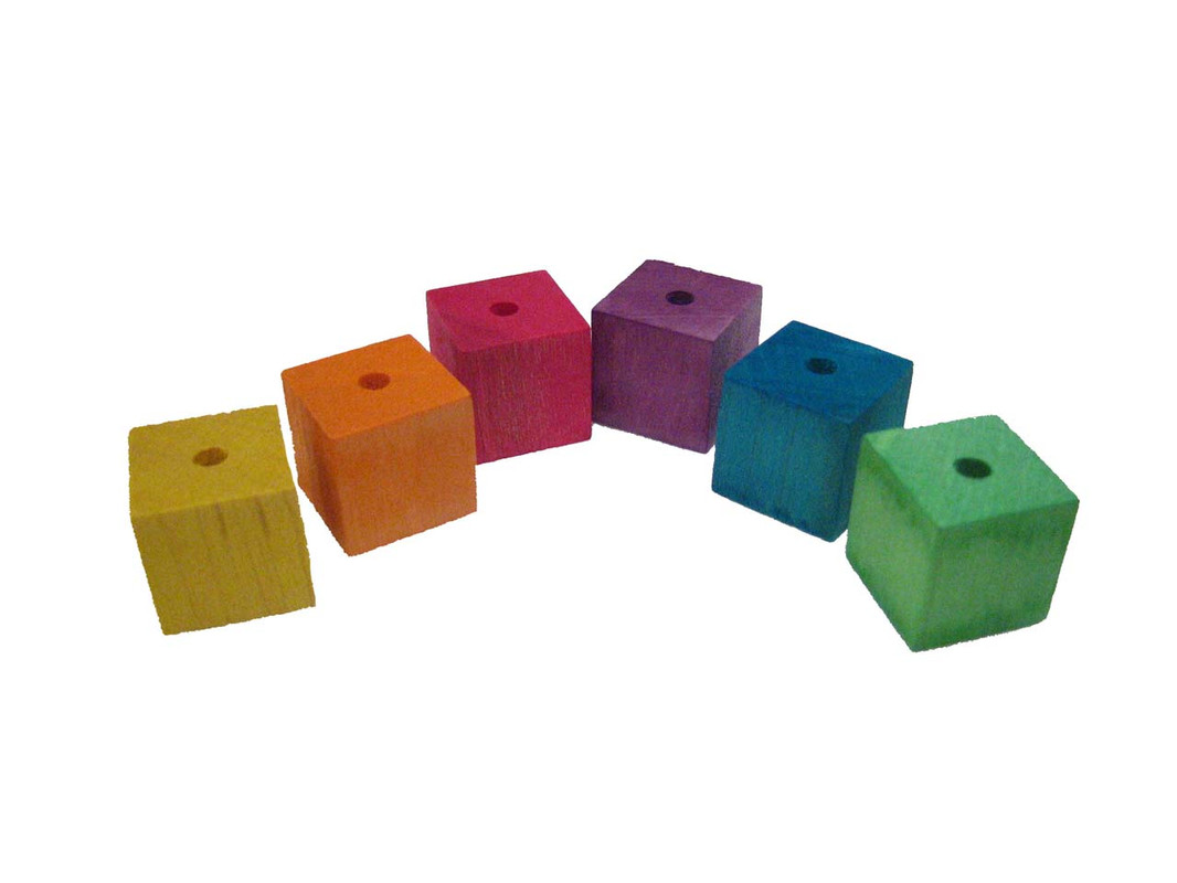 Block Beads – Medium
