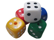 Dice Beads - Large