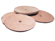 Leather Circles - Large