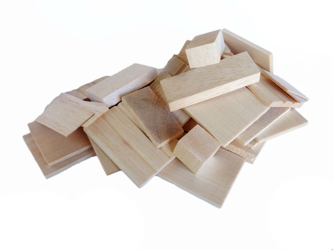 Scrap Balsa Wood