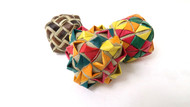 Planet Pleasures woven foot toy