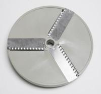 American Eagle Food Machinery 2mm Machine Crinkle Cut Plate, AE-VC30/W2