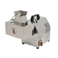 American Eagle Food Machinery 1HP Commercial Electric Meat Cutter Kit, Stainless Steel, AE-MC12N