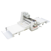 "American Eagle Food Machinery Elite Series Commercial Dough Sheeter, Bench Type 20.5""W x 71""L, 220V/1Ph/1/2HP, AE-DSE52B - Side"