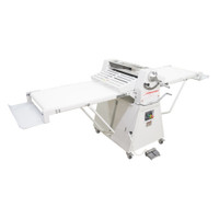 "American Eagle Food Machinery Elite Series Commercial Dough Sheeter, Floor Type 25.5""W x 98.5""L, 220V/1Ph/1HP, AE-DSE65"