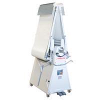 "American Eagle Food Machinery Elite Series Commercial Dough Sheeter, Floor Type 25.5""W x 118""L, 220V/1Ph/1HP, AE-DSE65L - Closed"