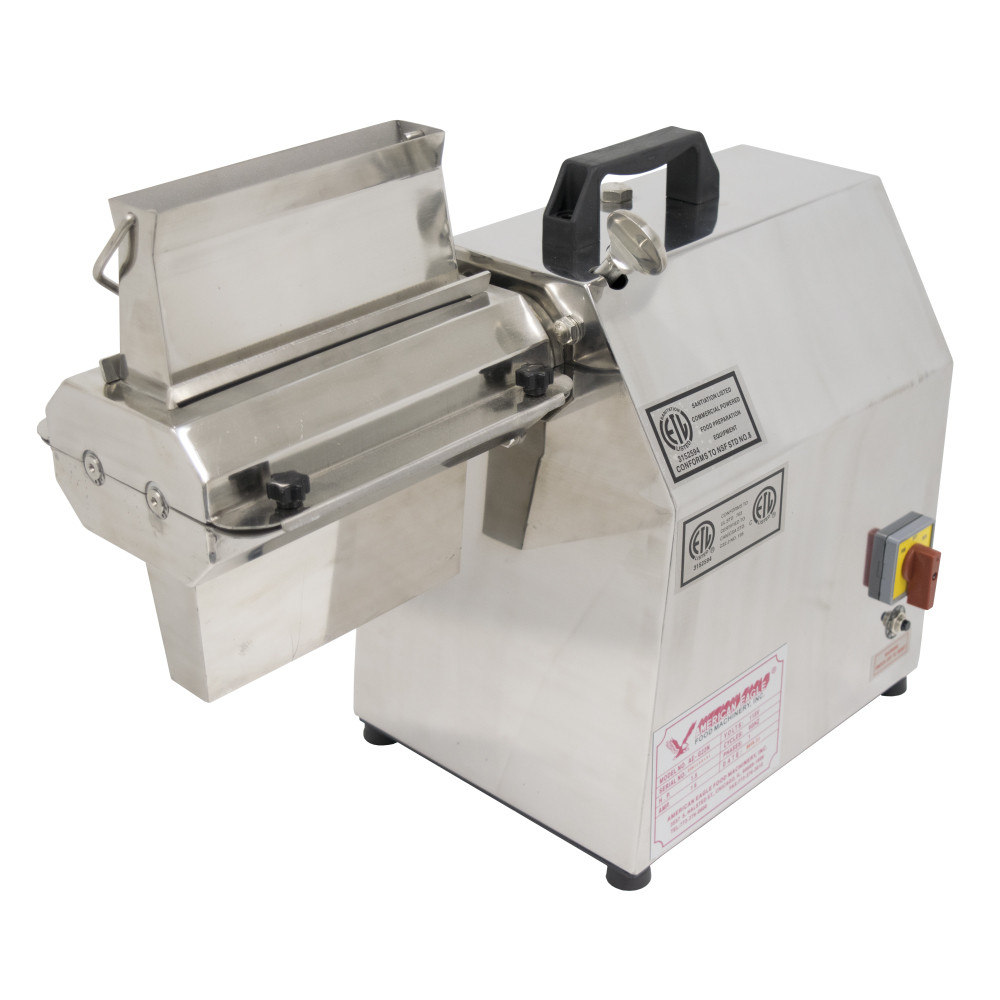 American Eagle Food Machinery Stainless Steel, 1.5HP Commercial Jerky Slicer Kit, AE-JS22