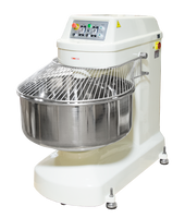American Eagle Food Machinery 220 Qt Spiral Mixer, 220lbs Flour/352lbs Dough Capacity, 12HP, AE-100K - Front