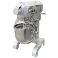 American Eagle Food Machinery 10 Qt Planetary Mixer with Safety Guard, 2/3HP, 3 Speeds, AE-10NA