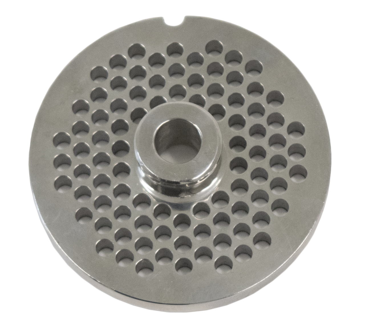 American Eagle Food Machinery #12 Meat Grinder Plate, 4mm, 5/32 inch, AE-G12N/08-04