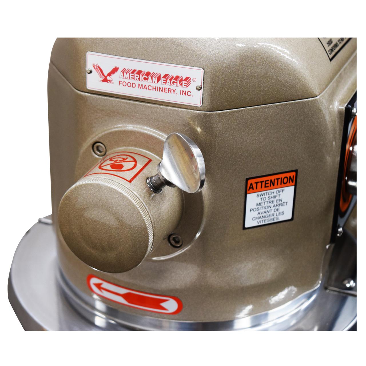 AE-30GA 30 Quart Commercial Planetary Mixer Universal Hub #12 Hub Power