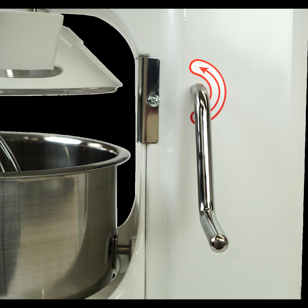 Lifting Bar, Bowl Lift Handle, AE-10DCA 10 Quart Countertop Planetary Mixer, Commercial Mixer