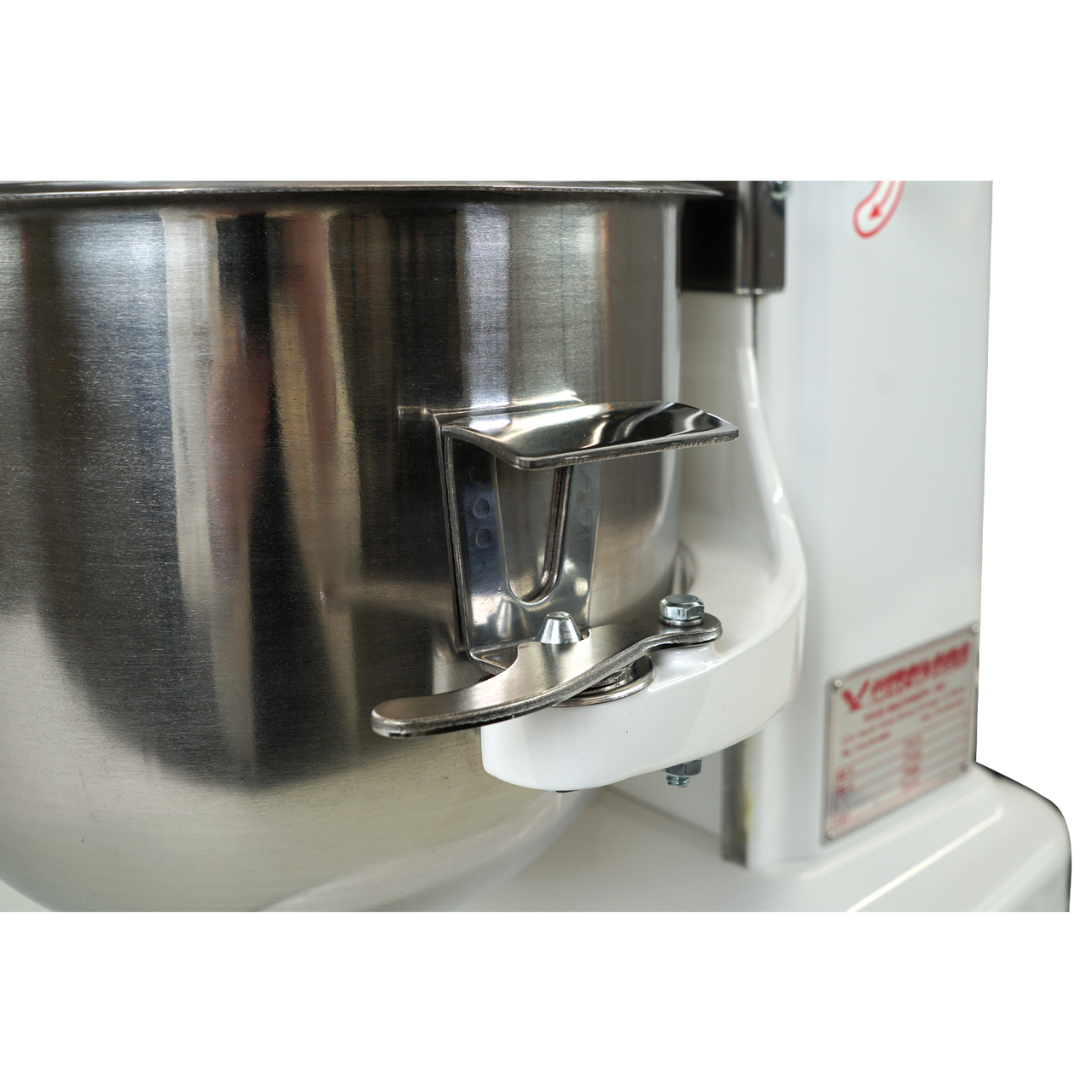Bowl Lock, AE-10DCA 10 Quart Countertop Planetary Mixer, Commercial Mixer