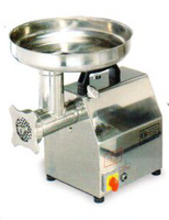 AE-G12SS #12 Meat Grinder, 3/4HP, 110V, Stainless Steel REFURBISHED