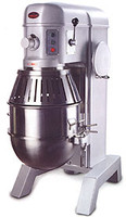 AE-60P2A 60 Quart 2 Speed Planetary Mixer With Guard With Manual Lift, 220V/60Hz/3Ph