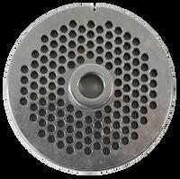 American Eagle Food Machinery #22 Meat Grinder Plate, 4mm, 5/32 inch, AE-G22N/06-04