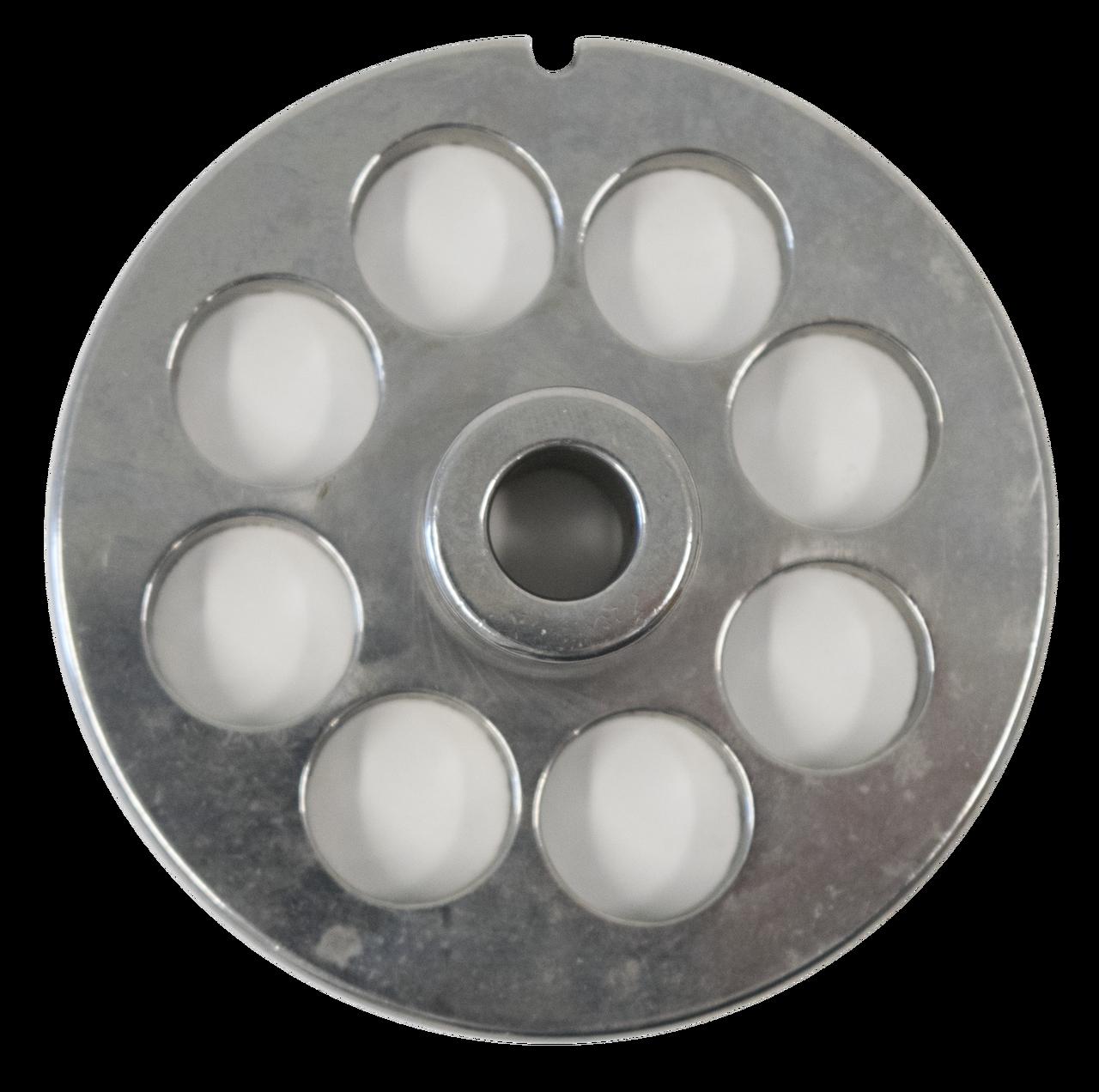 American Eagle Food Machinery #22 Meat Grinder Plate, 16mm, 5/8 inch, AE-G22N/06-16