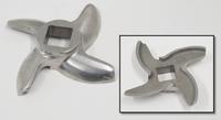 American Eagle Food Machinery #22 Meat Grinder Knifes, Stainless Steel, AE-G22N/07