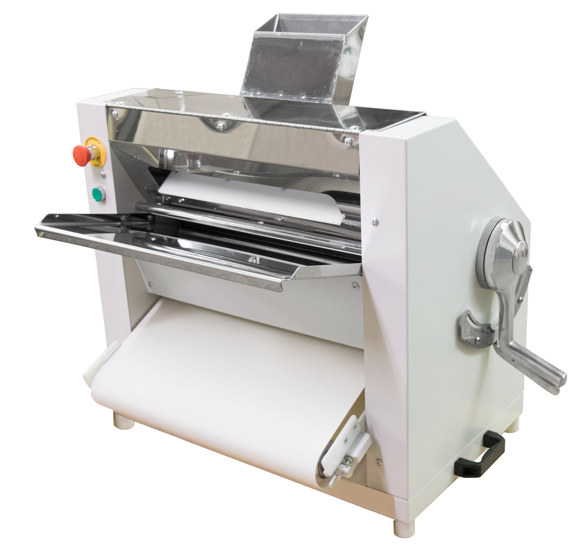 American Eagle Food Machinery Countertop Dough Roller, 115V/60Hz/1Ph, AE-PS01 - Right View