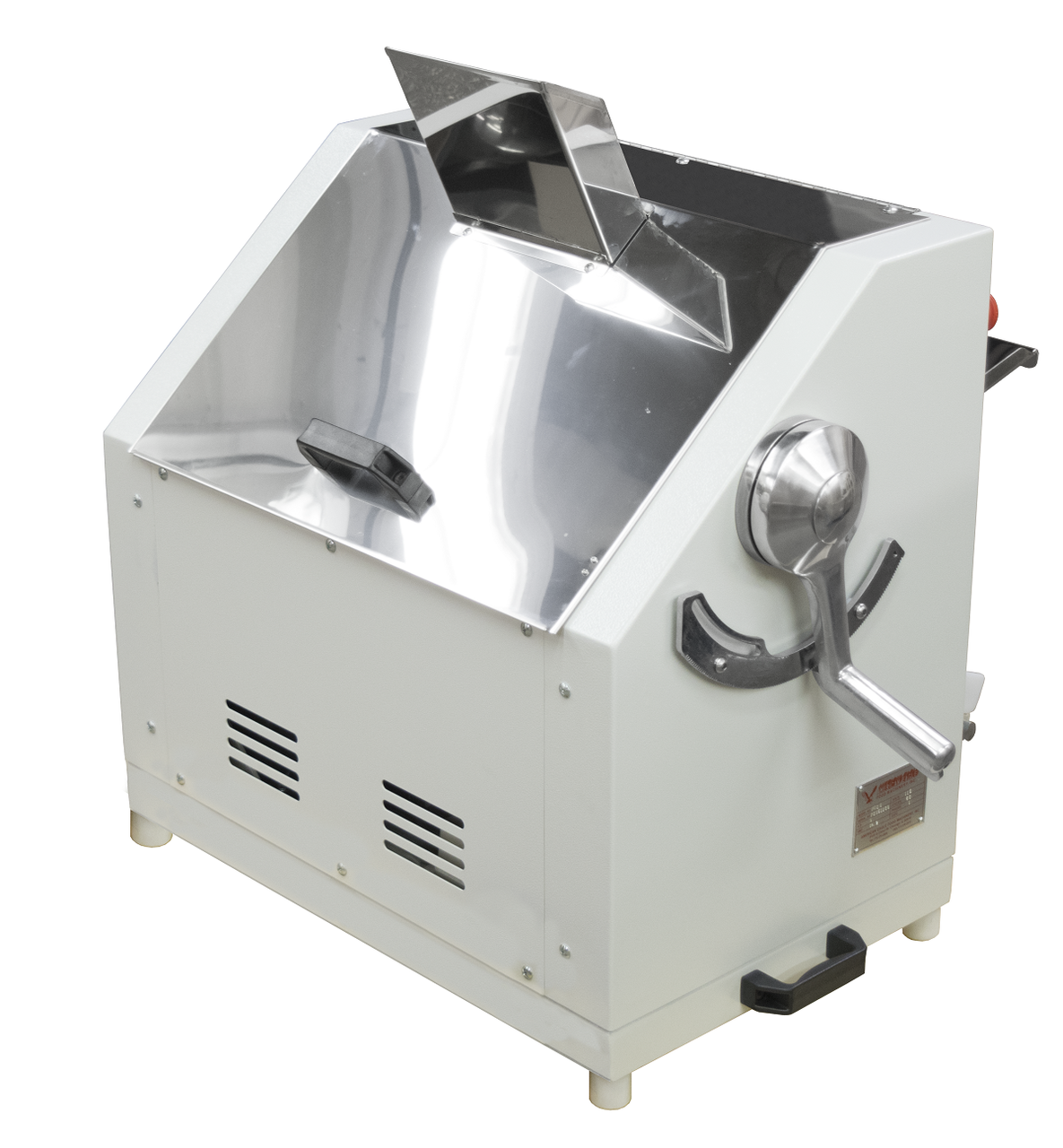 American Eagle Food Machinery Countertop Dough Roller, 115V/60Hz/1Ph, AE-PS01 - Back