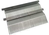 American Eagle Food Machinery Meat Tenderizer Stripper Comb Set, AE-TS12H/01-F