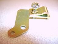 Rear Choke Cable Wire Clamp For 1972 240Z S30 3-screw SU Carburetor 18419-E8810
