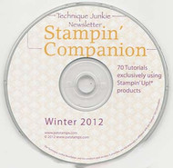 CD SC: Stampin' Companion CD