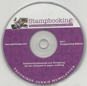 CD SB: Stampbooking CD