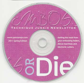CD EOD Emboss or Die CD