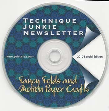 CD FFM: Fancy Folds and Motion CD