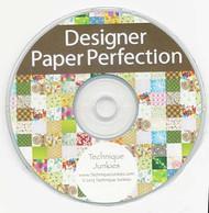 Designer Paper Perfection CD