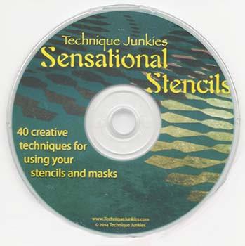 CD SS - Sensational Stencils