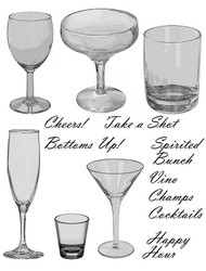PS006 Spirited Bunch, Set of 14