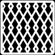 Diamond Lattice Stencil