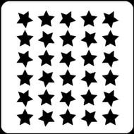"""6"""" x 6"""" Stars"""