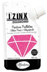 Fuchsia  Aladine IZINK Diamond  Glitter Paint