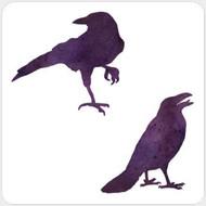 Ravens Stencil