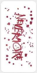 Nevermore Stencil