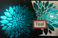 Technique Junkies Heat Transfer Foil Teal
