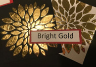 Technique Junkies Heat Transfer Foil Bright Gold