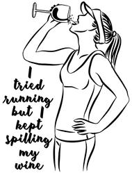 Tried Running