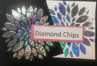 Diamond Chips Heat Transfer Foil