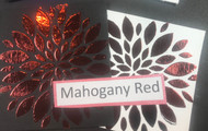 Mahogany Red Heat Transfer Foil