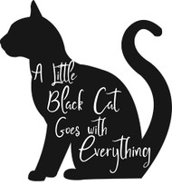 A Little Black Cat