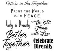 Celebrate Diversity, Set of 6