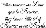 Heaven in our Hearts